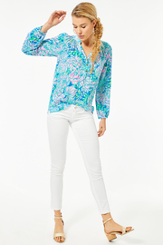 Lilly Pulitzer  Elsa Top - Back cropped