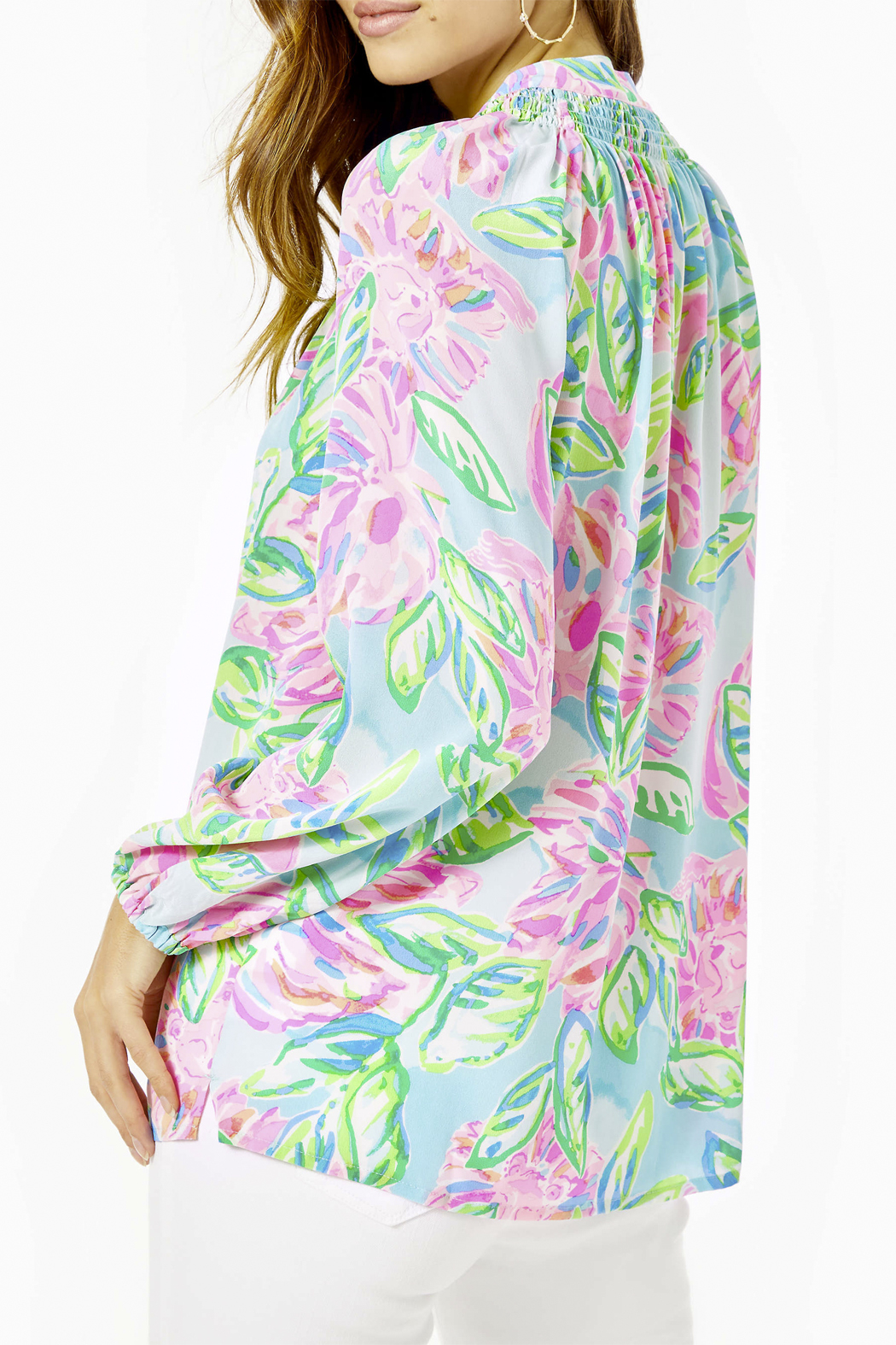 Lilly Pulitzer  Elsa Top - Front Full Image