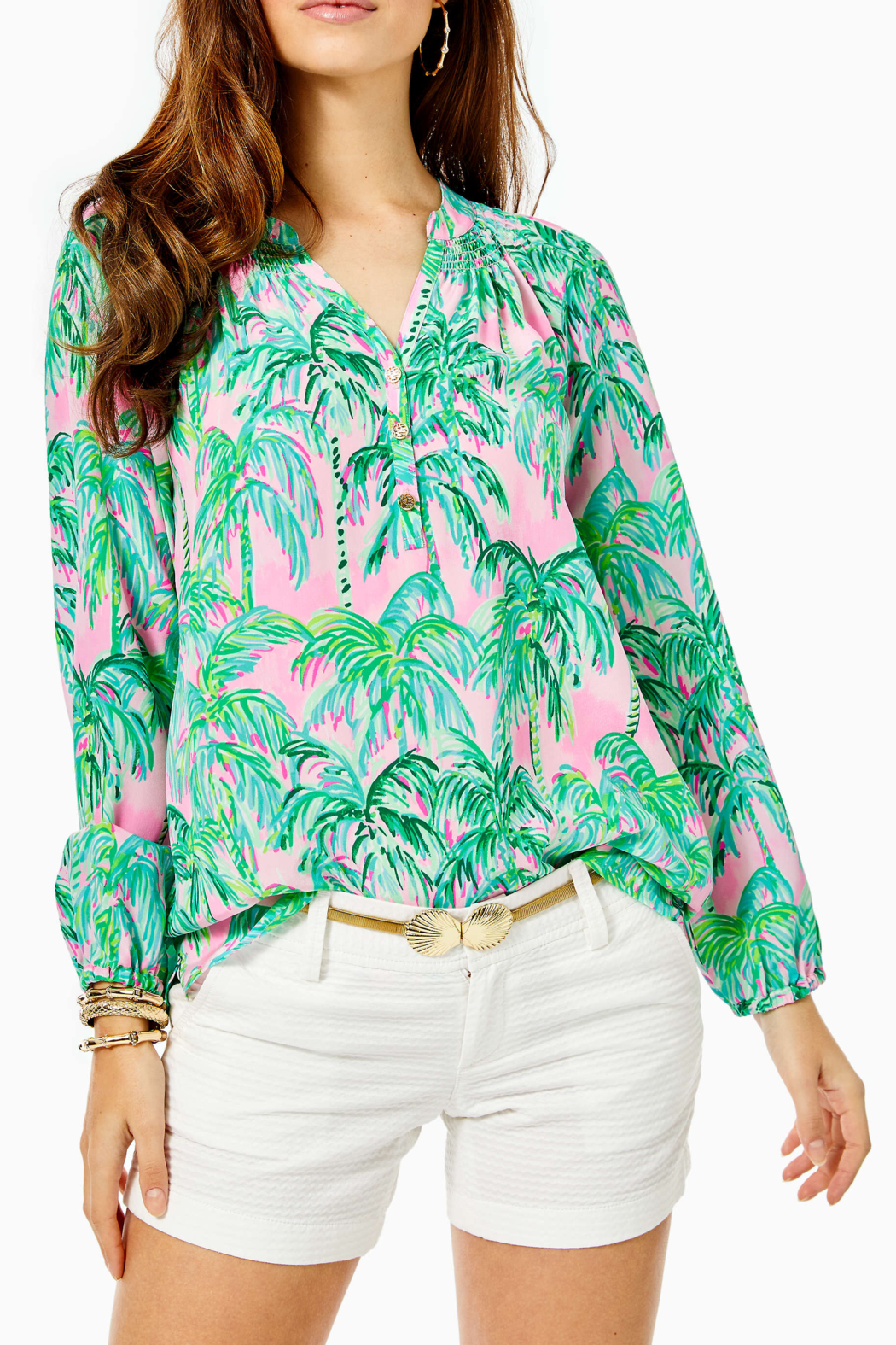 Lilly Pulitzer  Elsa Top - Main Image
