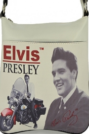 Aliz International Elvis Presley Crossbody Bag - Product Mini Image