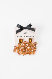 Violet and Brooks Elyse Bauble Earring - Front cropped