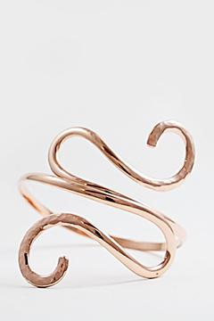 Shoptiques Product: Spiral Arm Cuff