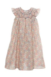 Marie Chantal Elza Fabric Dress - Product Mini Image
