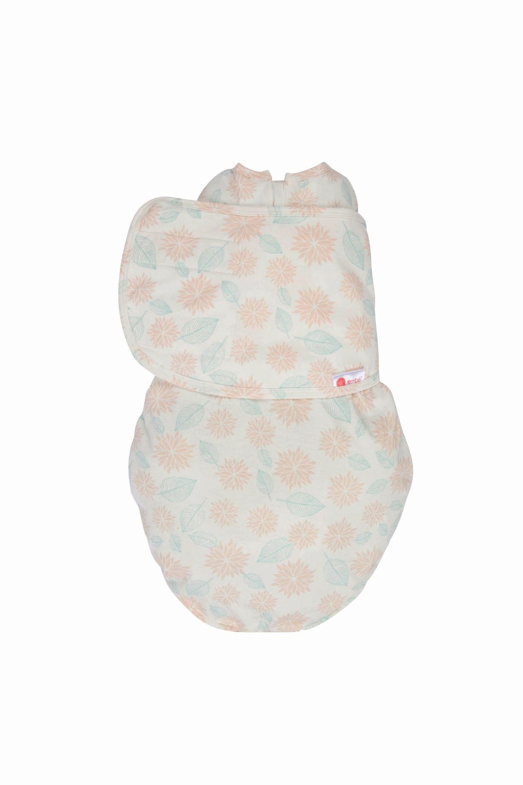 Embe Babies Dahlia Swaddle - Front Cropped Image
