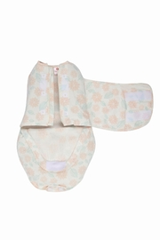 Embe Babies Dahlia Swaddle - Front full body