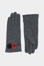 Embellish 3 Pom Gloves - Product Mini Image