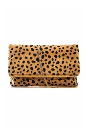 Embellish Animal Fur Clutch - Product Mini Image