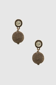 Embellish Antique Drop Earrings - Product Mini Image