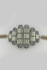 Embellish Art Deco Bracelet - Front cropped