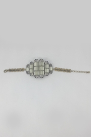 Embellish Art Deco Bracelet - Front full body