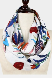 Embellish Botanical Infinity Scarf - Product Mini Image