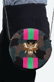 Embellish Camo Bee Bag - Product Mini Image