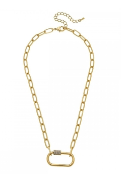 Shoptiques Product: Carabiner Necklace