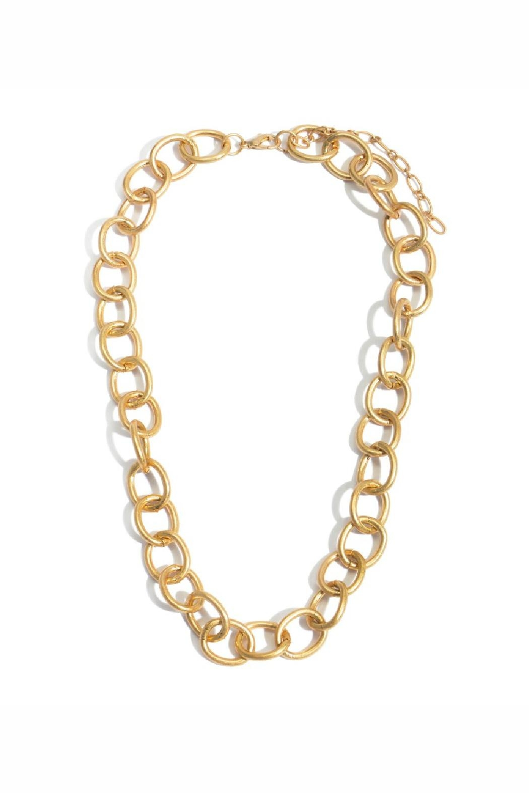 Embellish Classic Chain Necklace - Main Image