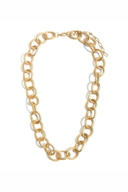 Embellish Classic Chain Necklace - Front cropped