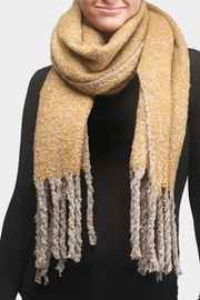 Embellish Cozy Knit Scarf - Product Mini Image