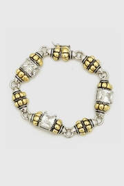 Embellish Cz Linked Bracelet - Product Mini Image