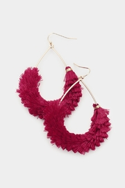 Embellish Domino Effect Earrings - Front cropped