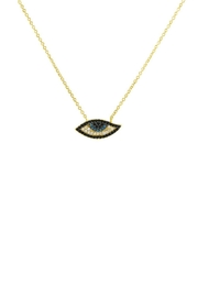 Embellish Eye Pendant Necklace - Product Mini Image