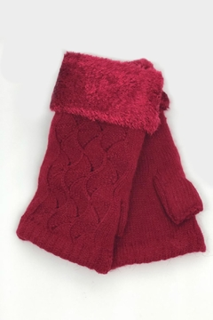 Shoptiques Product: Fingerless Gloves
