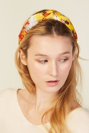Embellish Flower Headband - Front full body