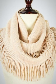 Embellish Sparkle Infinity Scarf - Product Mini Image