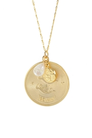 Embellish Gemini Zodiac Necklace - Product Mini Image