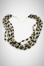 Embellish Glass Beaded Necklace - Product Mini Image