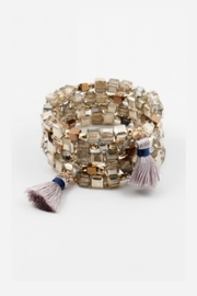 Embellish Glass Wrap Bracelet - Product Mini Image