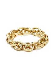 Embellish Gold Chain Bracelet - Product Mini Image
