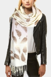 Embellish Gold Leaf Scarf - Product Mini Image