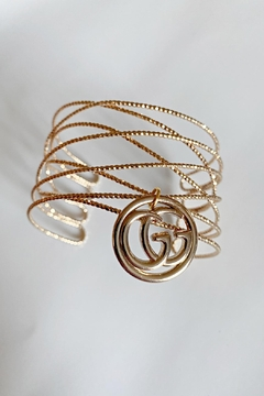 Embellish Gucci Charm Cuff - Alternate List Image