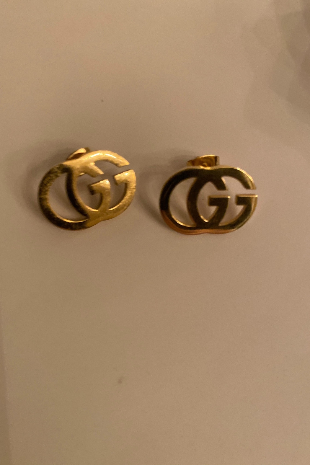 Embellish Gucci Inspired Earrings - Main Image