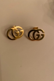 Embellish Gucci Inspired Earrings - Front cropped