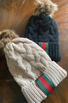 Shoptiques Product: Gucci Inspired Knit Hat
