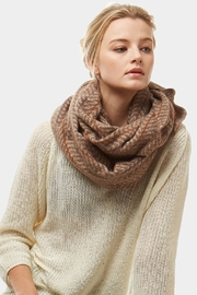 Embellish Herringbone Infinity Scarf - Product Mini Image