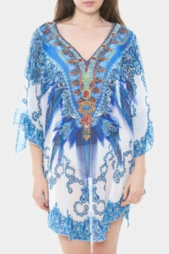 Shoptiques Product: Lightweight Beach Poncho