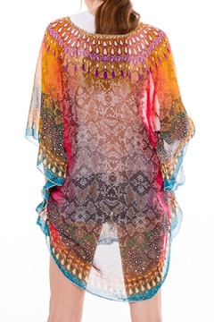 Embellish Lightweight Beach Poncho - Alternate List Image