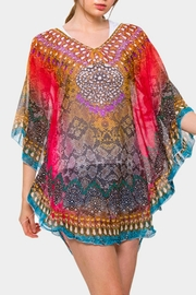 Embellish Lightweight Beach Poncho - Product Mini Image