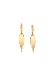 Embellish Marquis Shaped Earrings - Product Mini Image