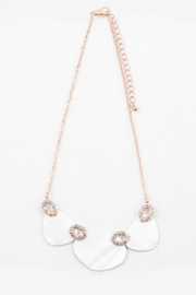Embellish Rose Gold Necklace - Product Mini Image