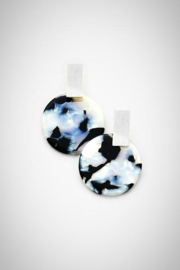 Embellish Round Up Earrings - Product Mini Image