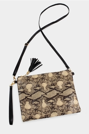 Embellish Snake Skin Bag - Product Mini Image