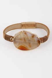 Embellish Stone Magnetic Bracelet - Product Mini Image