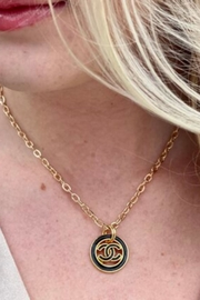 Embellish Up-Cycled Chanel Necklace - Product Mini Image