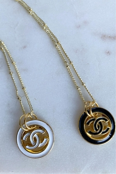Shoptiques Product: Up-Cycled Chanel Necklace