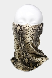 Embellish Versatile Snakeskin Mask - Product Mini Image