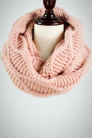 Embellish Wave Infinity Scarf - Product Mini Image