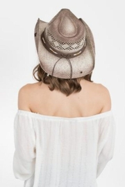 Peter Grimm Embellished Band Hat - Front full body