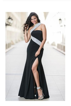 Shoptiques Product: Embellished Black Gown